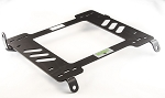 Planted Seat Bracket for Acura Integra [US models w/auto seat belt retractor] (1990-1993) - Driver