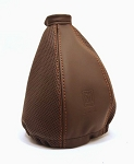 Nardi Shift Boot - Brown Leather - Brown Perforated Leather with Brown Stitching - Nardi Logo - Part # 3600.06.0000