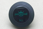 Personal Horn Button - Double Contact - Green Logo - Part # 4841.02.0211