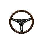 Nardi Steering Wheel - Classic Wood/Black 330 mm New