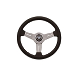 Nardi Steering Wheel Classic 360 mm Black Leather