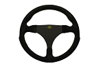 Personal Steering Wheel - Formula Racing - 320 mm Black Suede - Undrilled