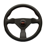 Personal Steering Wheel Neo Grinta 330mm Black Leather