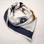 Nardi Pure Silk Scarf - Made in Italy - 76 cm x 76 cm - Part # 0502.00.0101