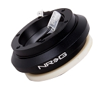 NRG Short Steering Wheel Hub Adapter - Acura Integra Honda Civic Prelude Del Sol Part # SRK-110H