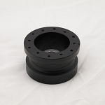 Marine Boat Steering Wheel Hub Adapter - Keyed (Single Keyway with a 3/4
