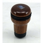 Nardi Shift Knob - Evolution - Mahogany Wood - Part # 3200.00.5000
