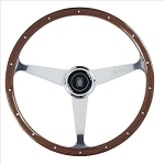 Nardi Steering Wheel - Anni 50 - 380 mm Wood / Glossy