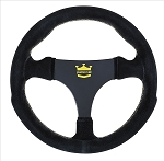 Personal Steering Wheel - Formula Racing - 270 mm Black Suede - Undrilled
