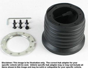 MOMO Steering Wheel Hub Adapter (Boss) Kit