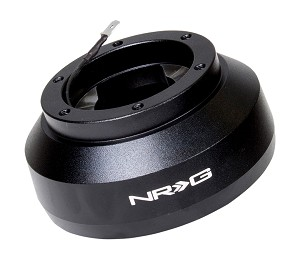 NRG Short Steering Wheel Hub Adapter - Honda Acura Fit Civic ILX Accord - Part # SRK-135H