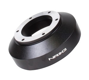 NRG Short Steering Wheel Hub Adapter - Nissan 350Z Sentra Infiniti G35 G37 - Part # SRK-141H