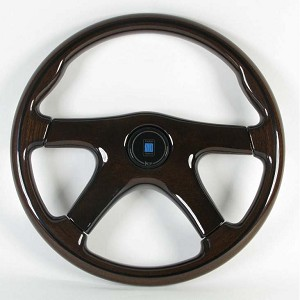 Nardi Steering Wheel - Gara 4/4 W/W - 365 mm Wood